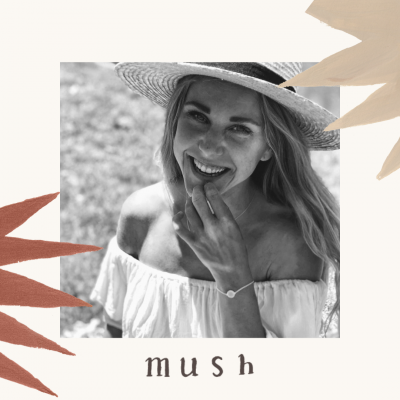 gabrielle koster mush superfood